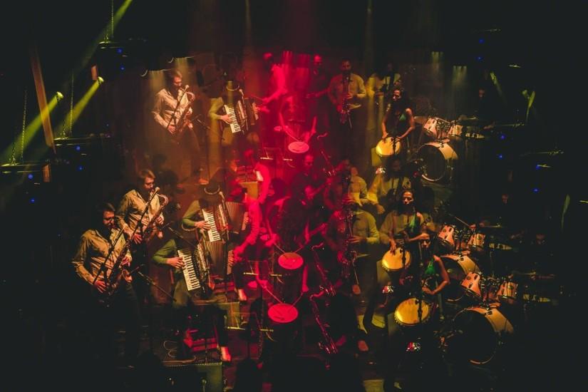 Orquestra Manancial da Alvorada Foto Diogo G Andrade