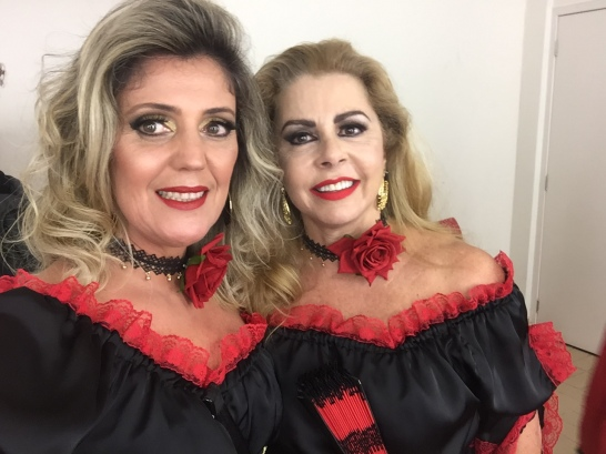 Suzana e Doris