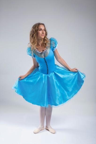 Isabela Lueders Espírito Santo interpreta Alice. CRÉDITO: ALINNE VOLPATO/DIVULGAÇÃO